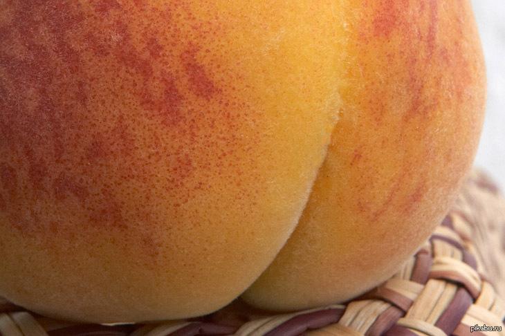 Персики киски фото