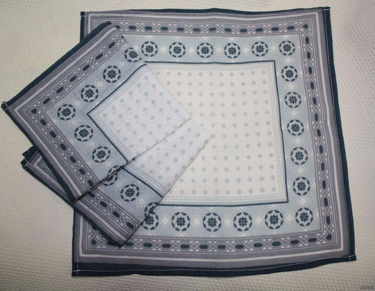 картинка для раскраски платочек