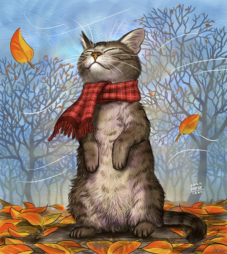 Открытки одевайся теплее котята, днем рождения