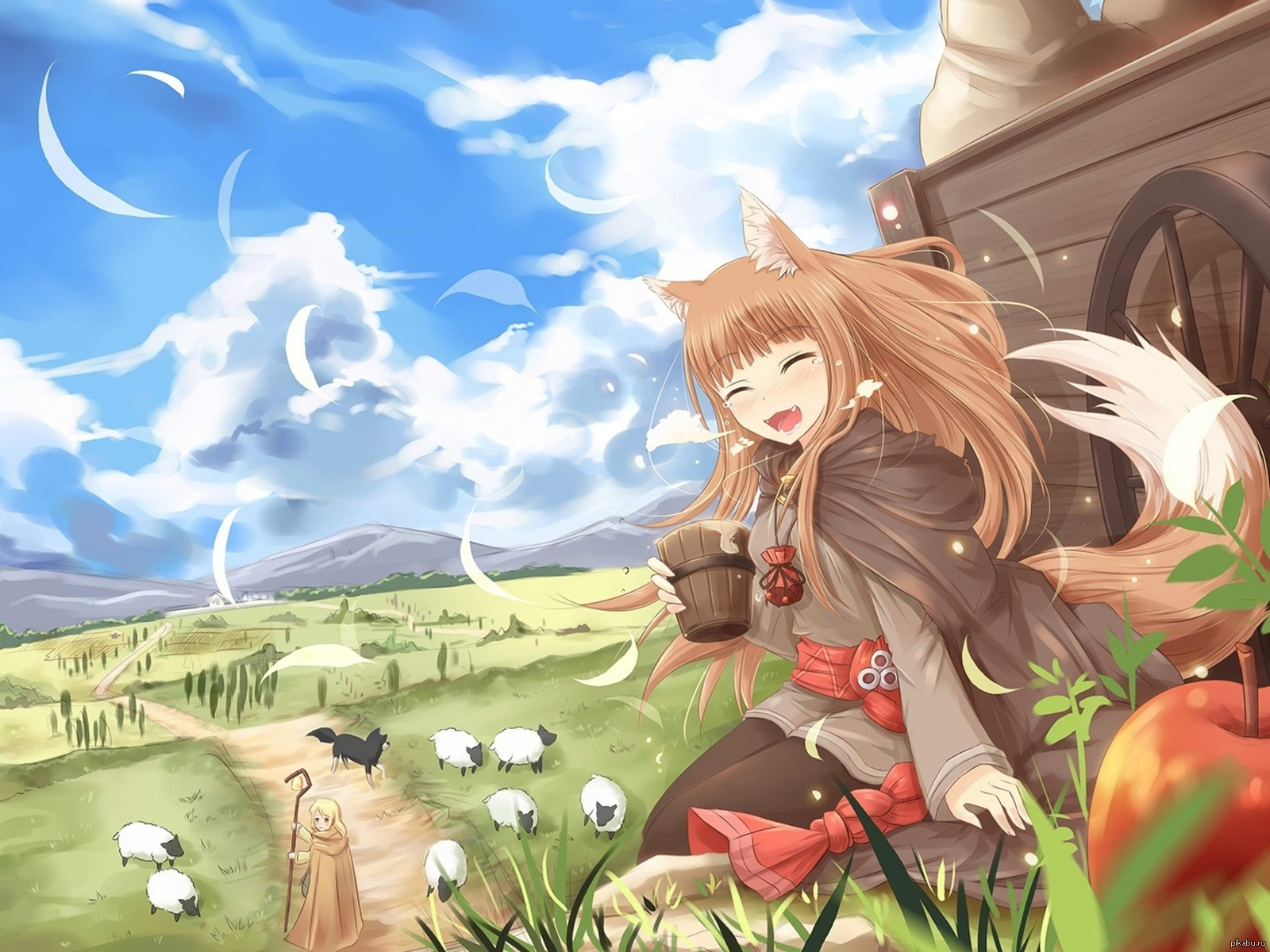 фото волчица и пряности фото