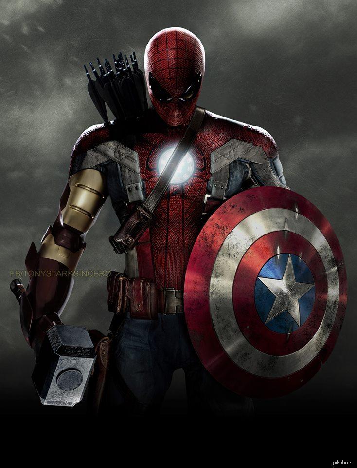 может крутые картинки супергероев на аву текстура одинаково