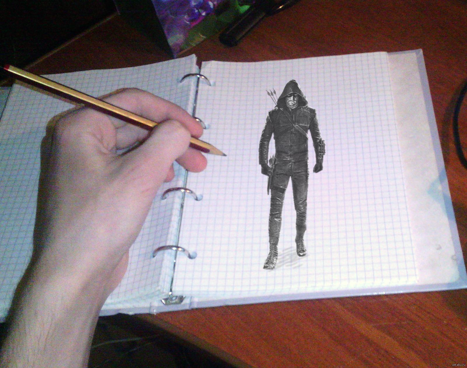 рисунка карандашом фото