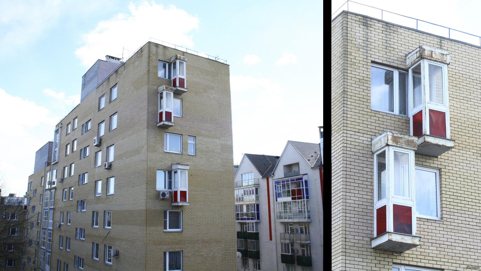 Русские балконы самые крутые балконы в мире!.