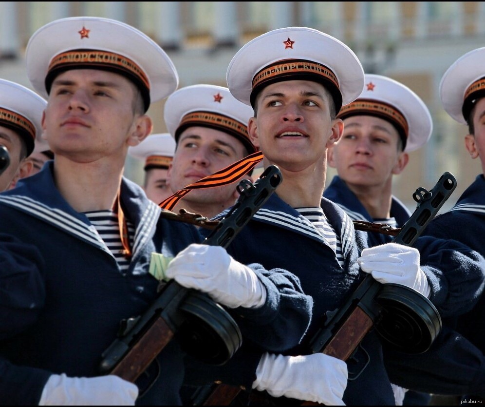 Картинка военный моряк