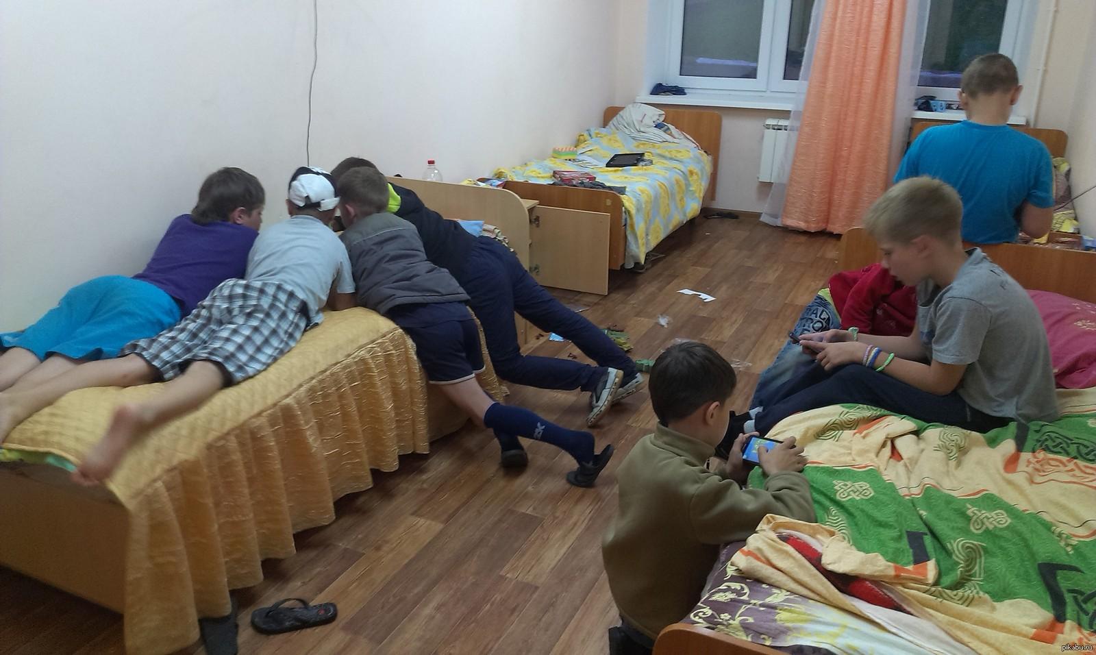 Смешные картинки в лагере, днем рождения