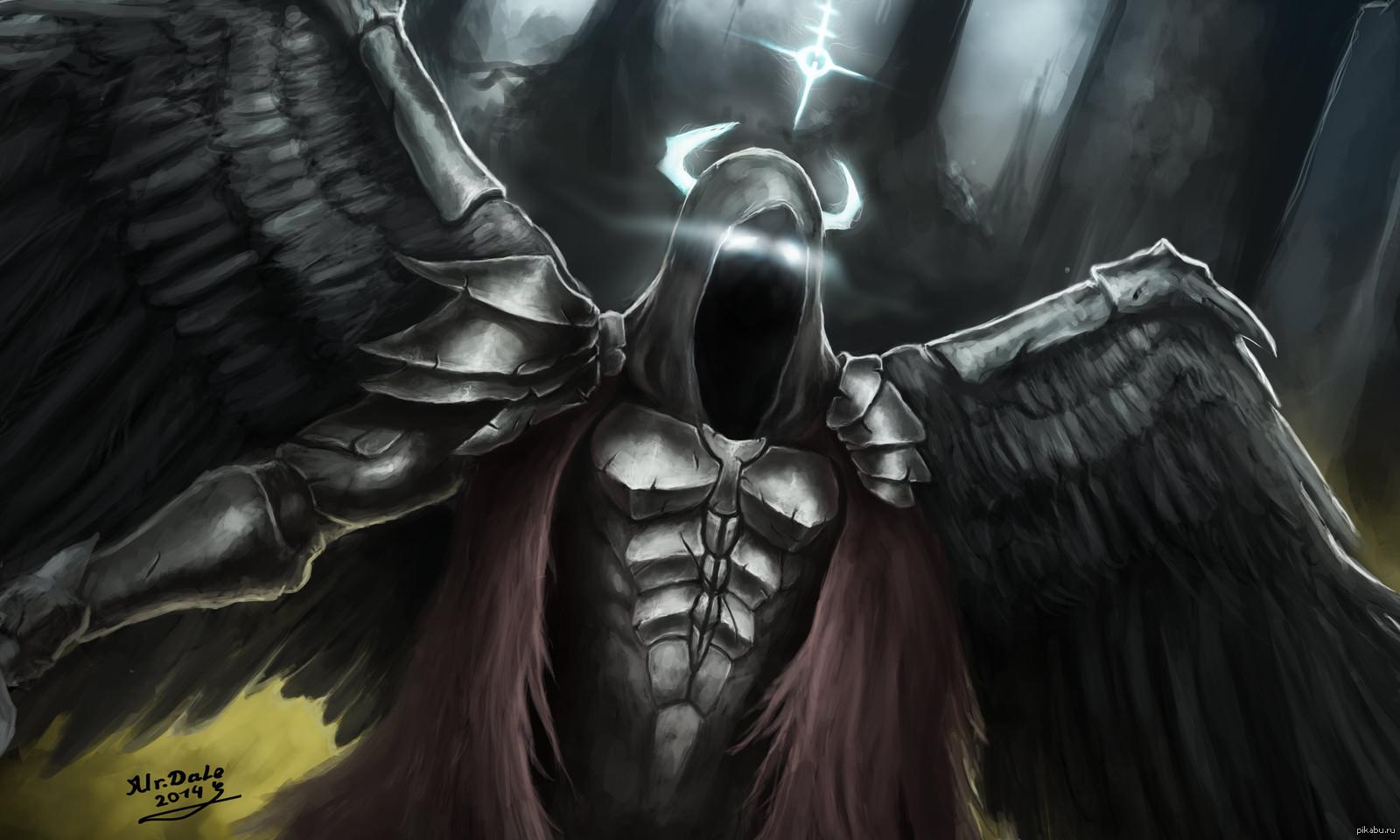 сожалению, шарики картинки рыцаря с крыльями ангела фото черного