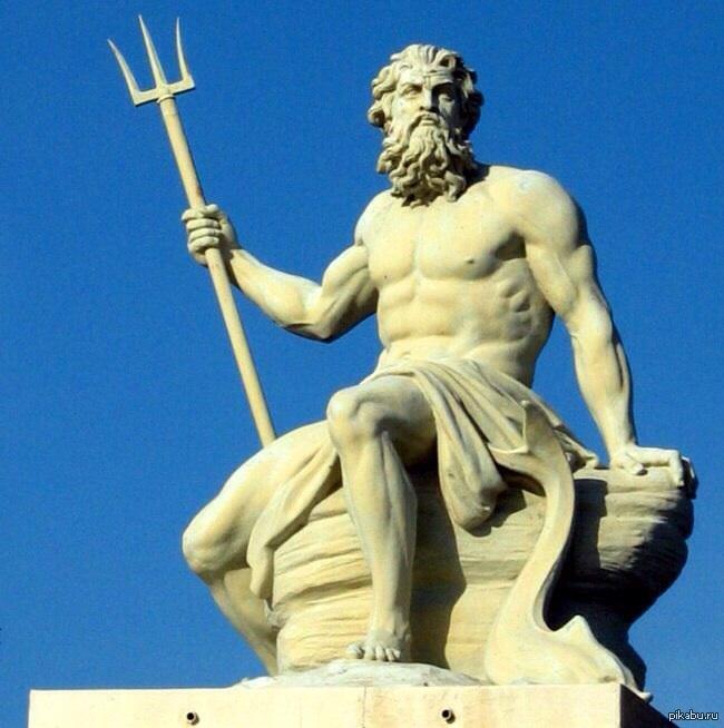 Изображения древнегреческих бого