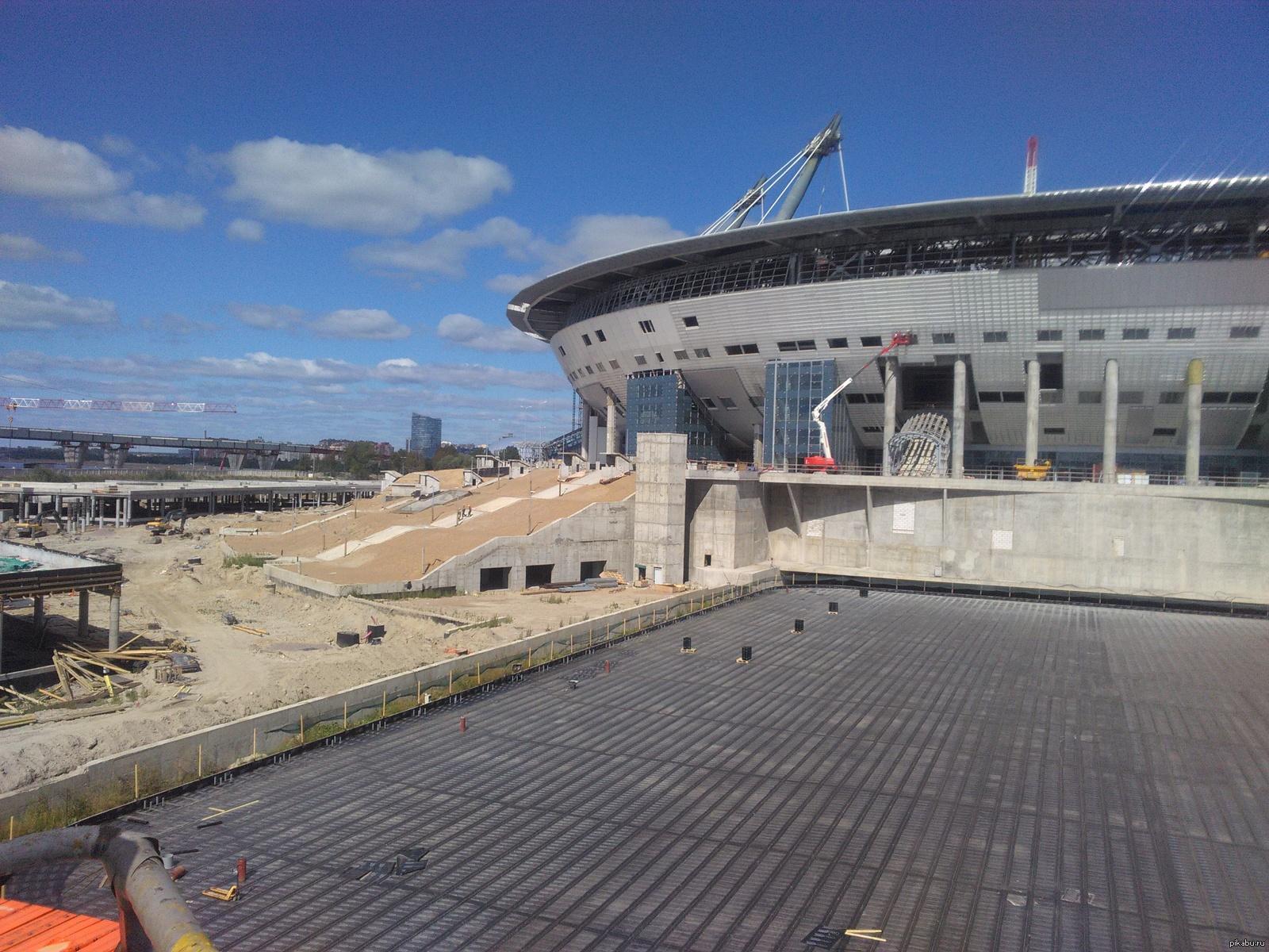 Zenit Arena Pikabu
