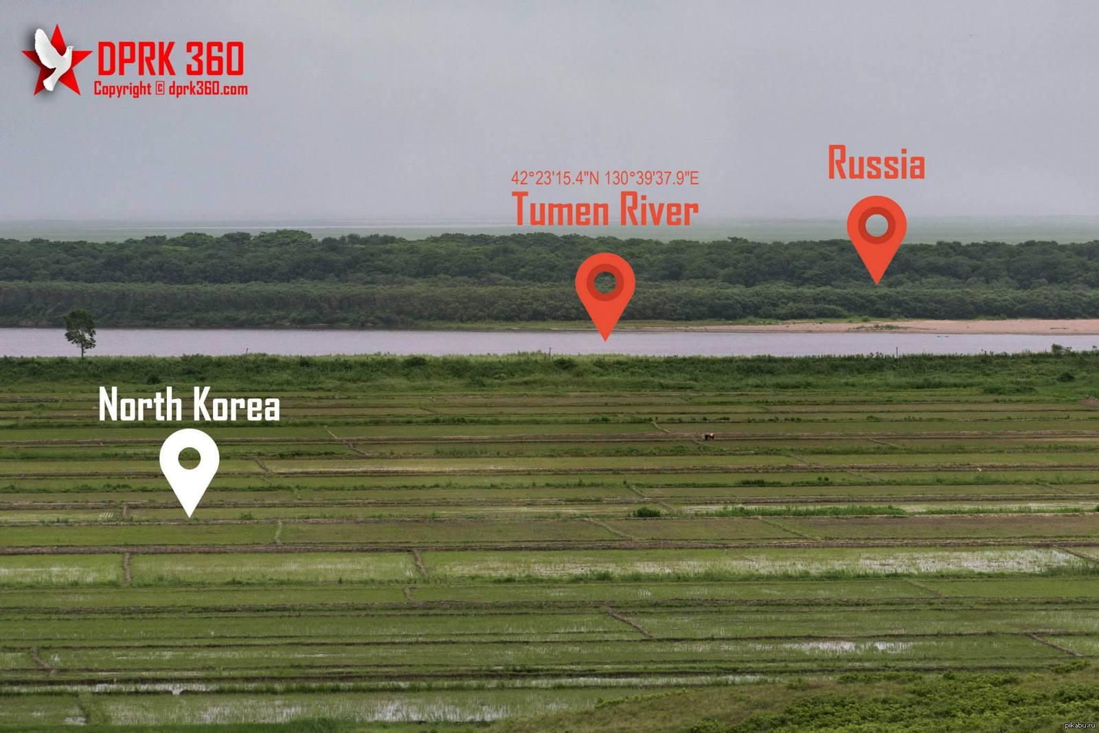 Граница корея россия метро дубай цена