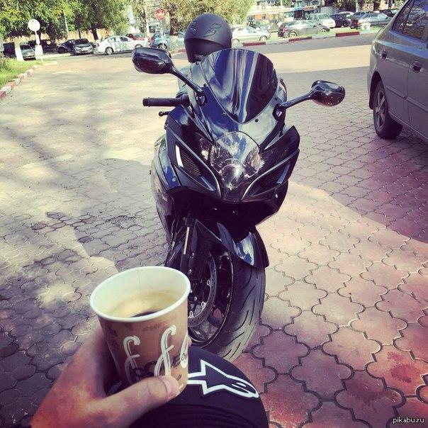 Доброе утро байкеры картинки