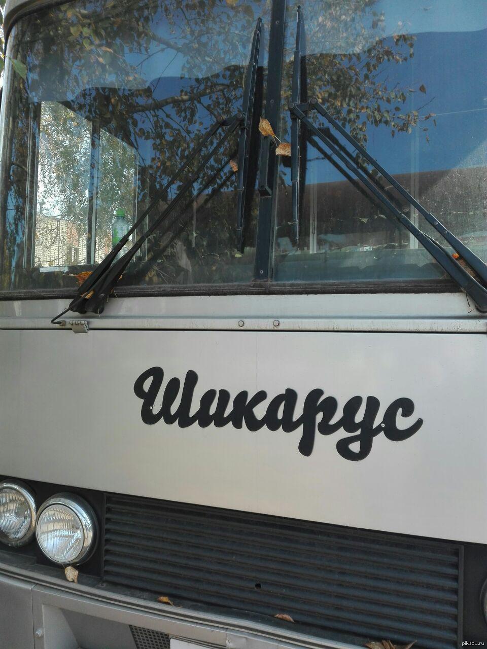Прикольные картинки на автобус