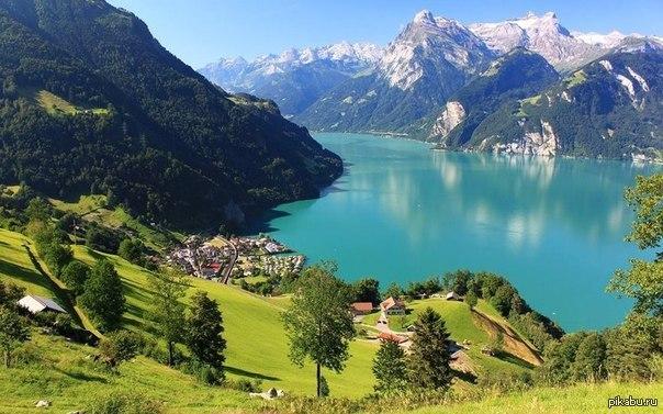 Экономика и промышленность Швейцарии