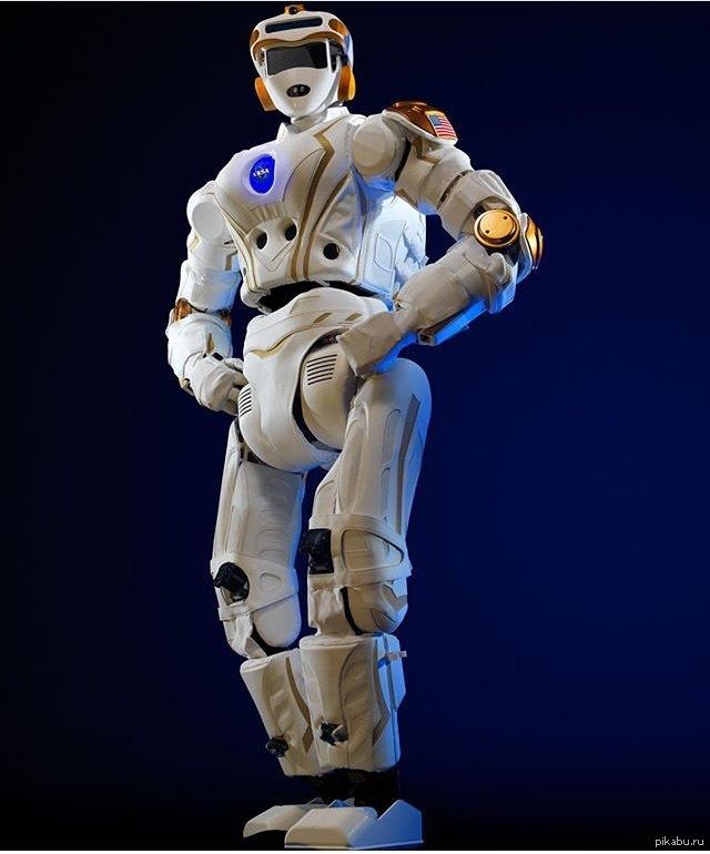 nasa humanoid robot - HD3000×4000