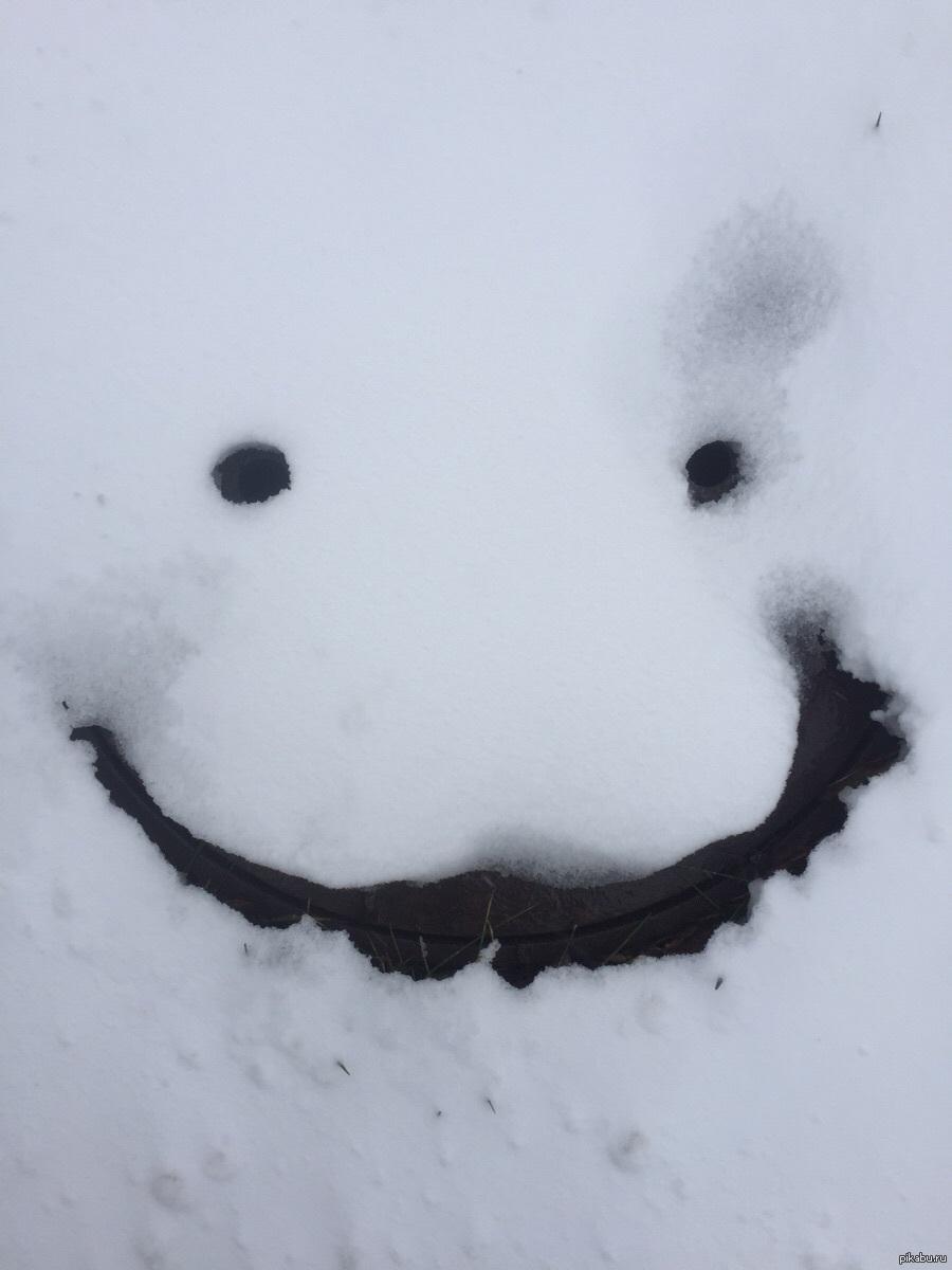 древнейшая смайлики из снега картинки вальяжно