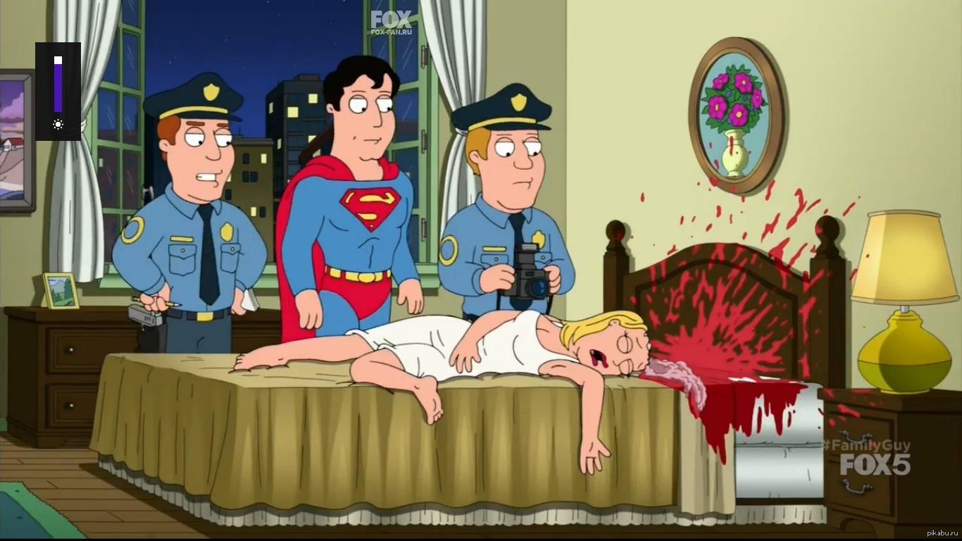 Секс с суперменом