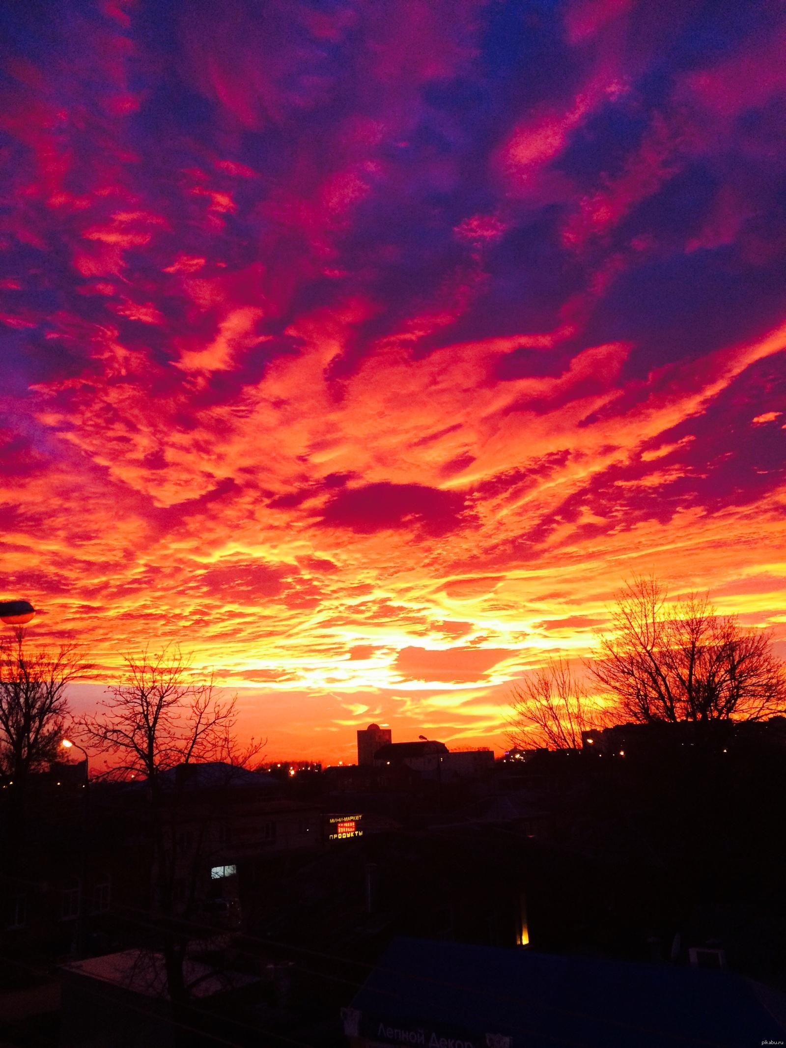 красивые картинки с закатом