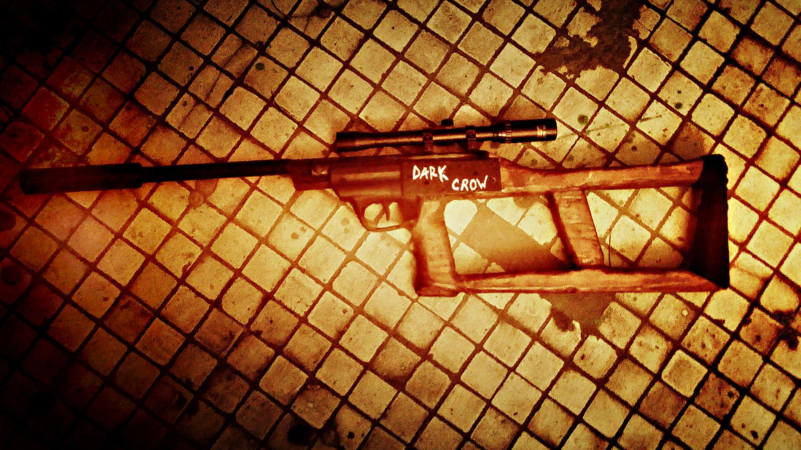 Как сделать самодельную винтовку 873
