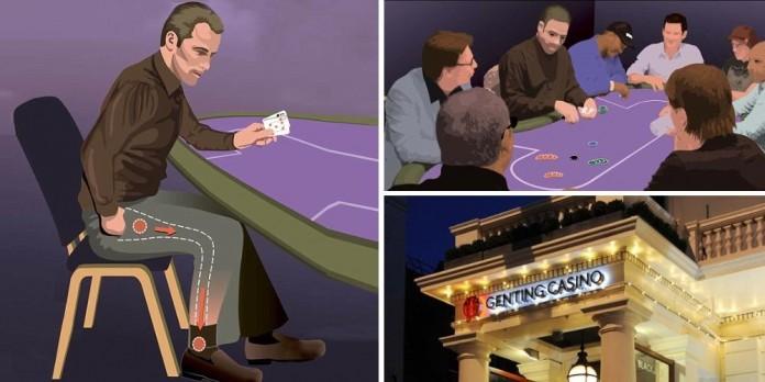 Выходят два мужика из казино игра игровые автоматы играть бесплатно