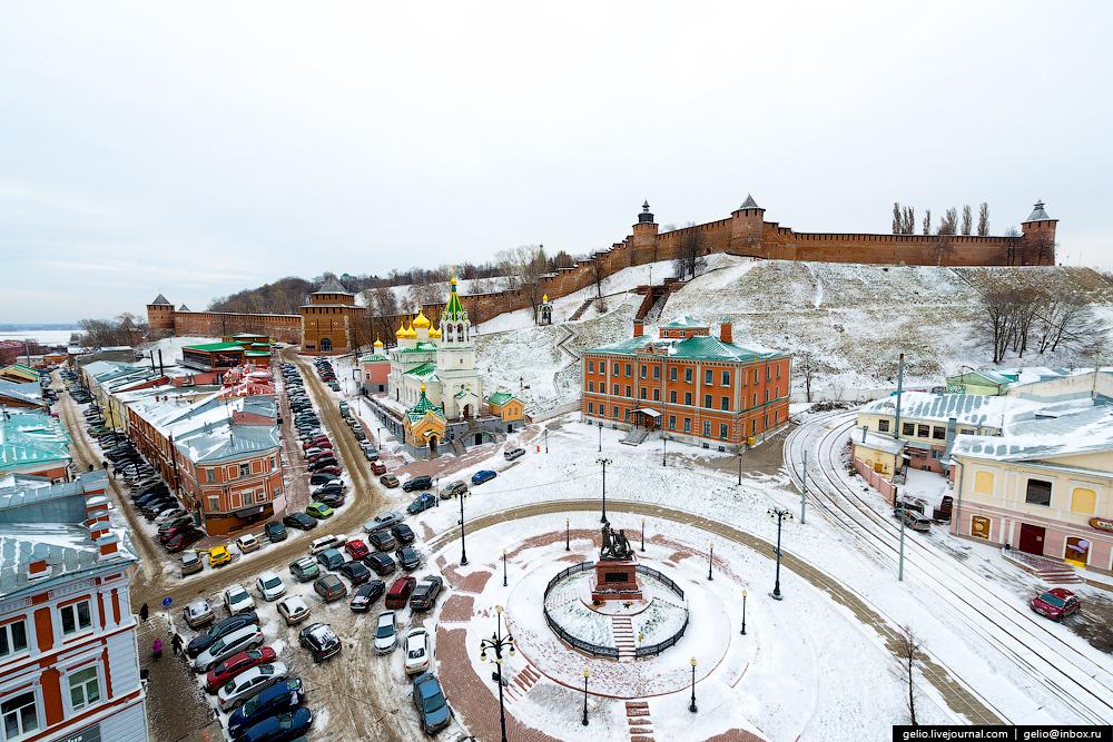 Картинки по запросу Нижний Новгород зимний