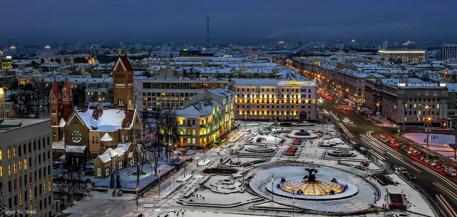 Картинки по запросу минск зима