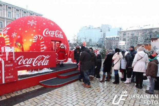 Coca cola идет на хуй