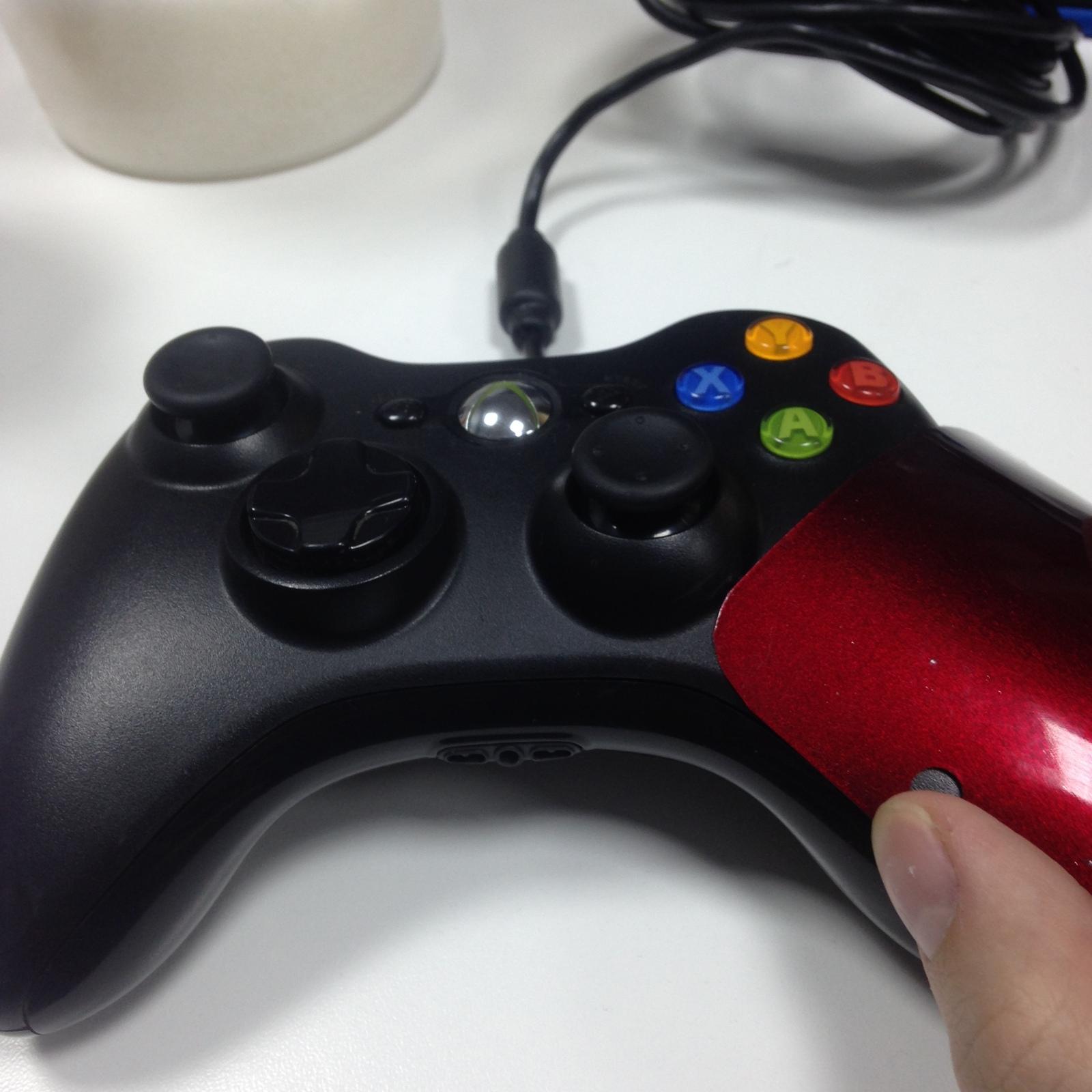 Как сделать геймпад 360