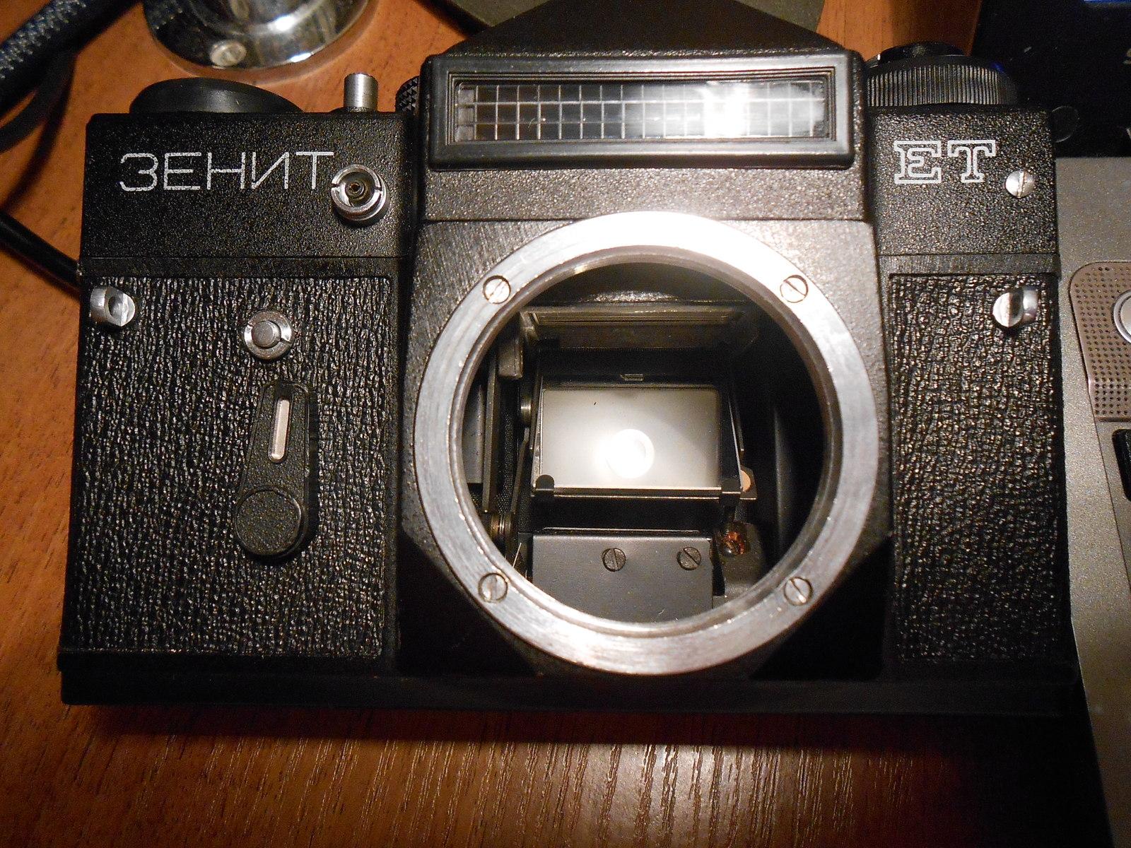 Фотопленка для пленочных фотоаппаратов