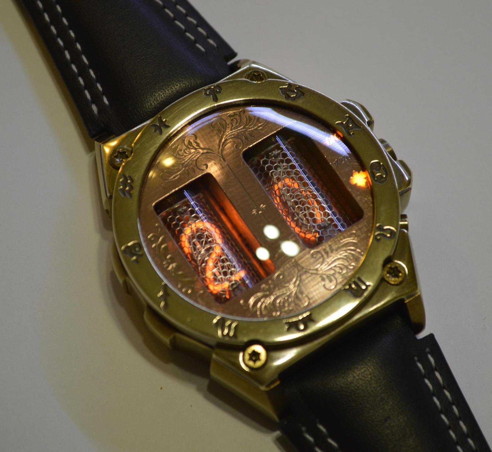 Умные часы своими руками за 1500 рублей / Geektimes 3