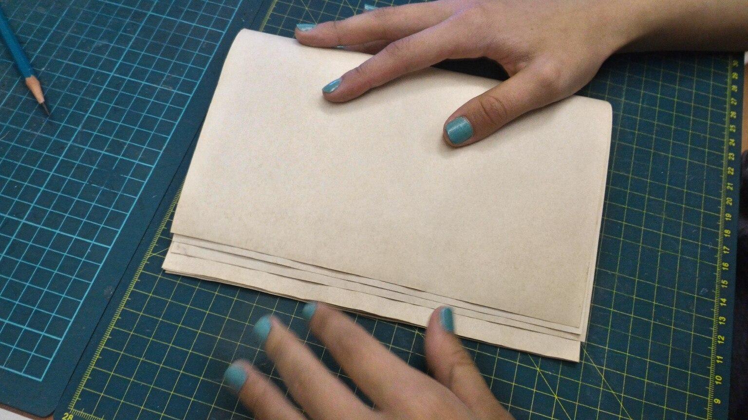Как сшить листы между собой фото 630