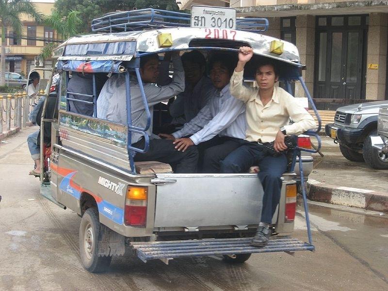 Сегодня маршрутных такси стало еще меньше.