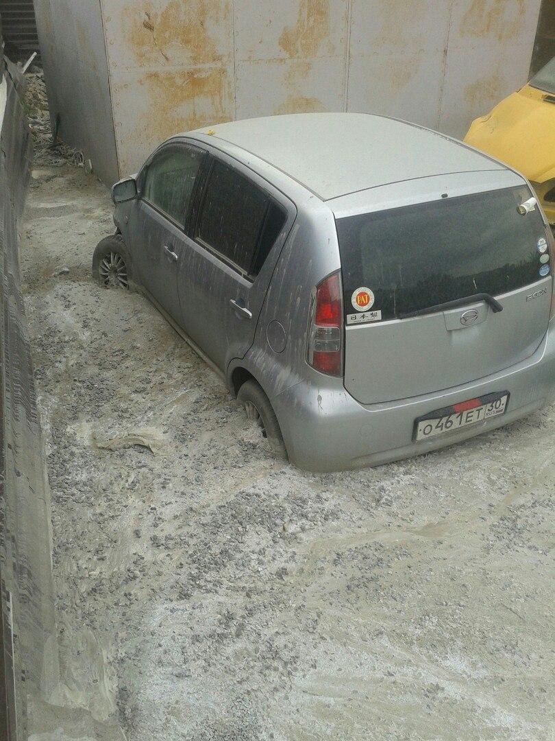 Автомобиль из бетона r бетона