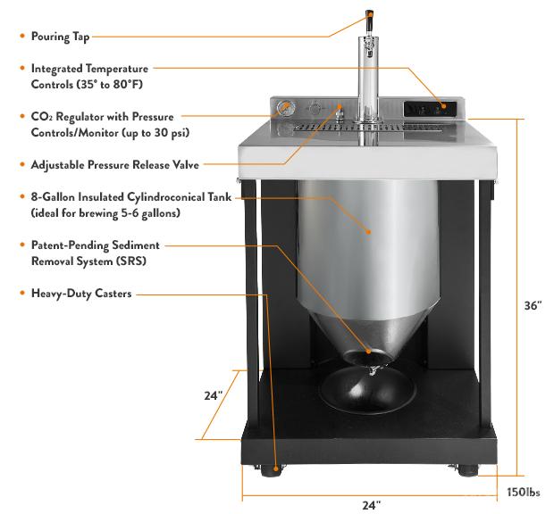 Принцип работы домашней пивоварни самогонный аппарат магарыч купить недорого