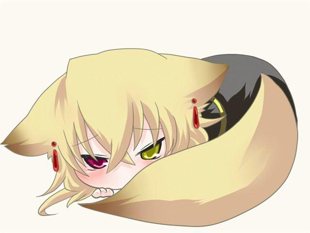 аниме картинки лисы
