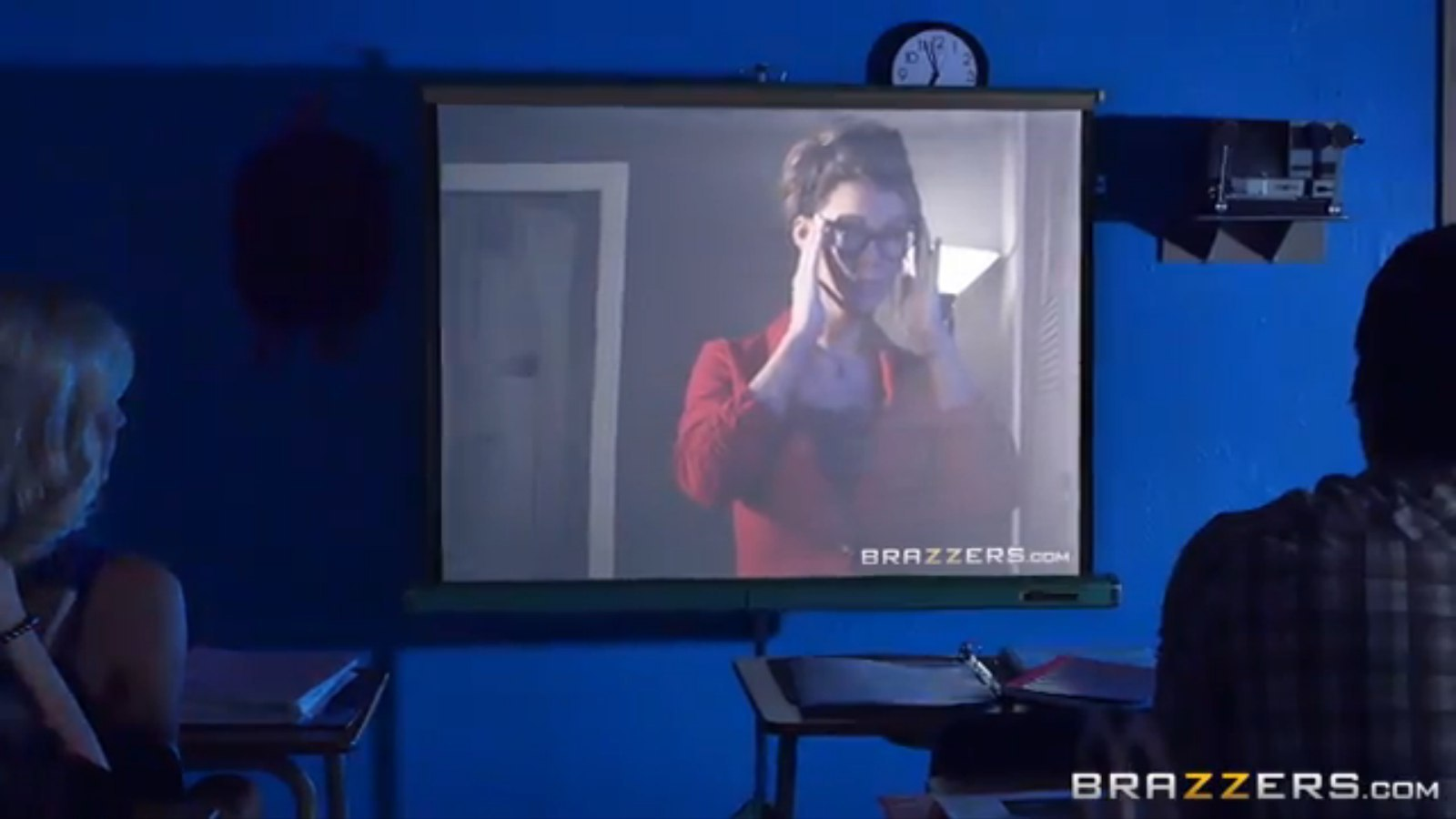 Порно ролик экран монитора