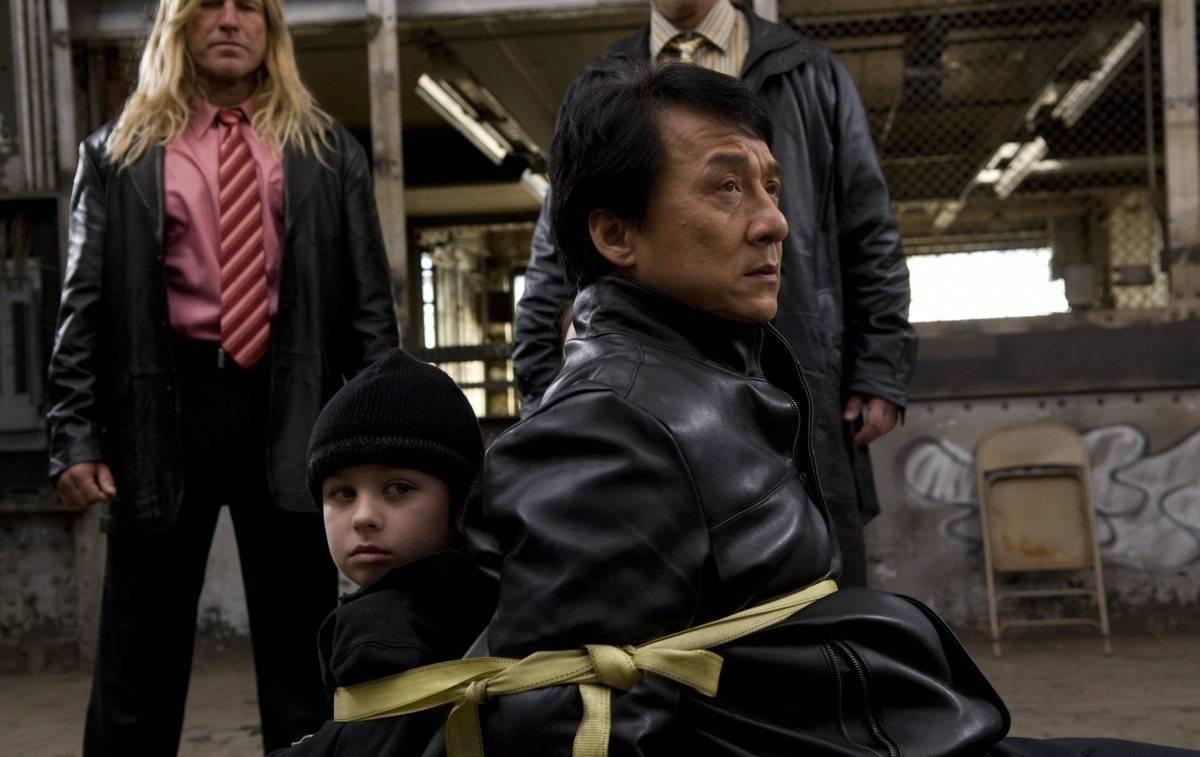 Как снимали фильмы с джеки чаном актер сыгравший властелин колец