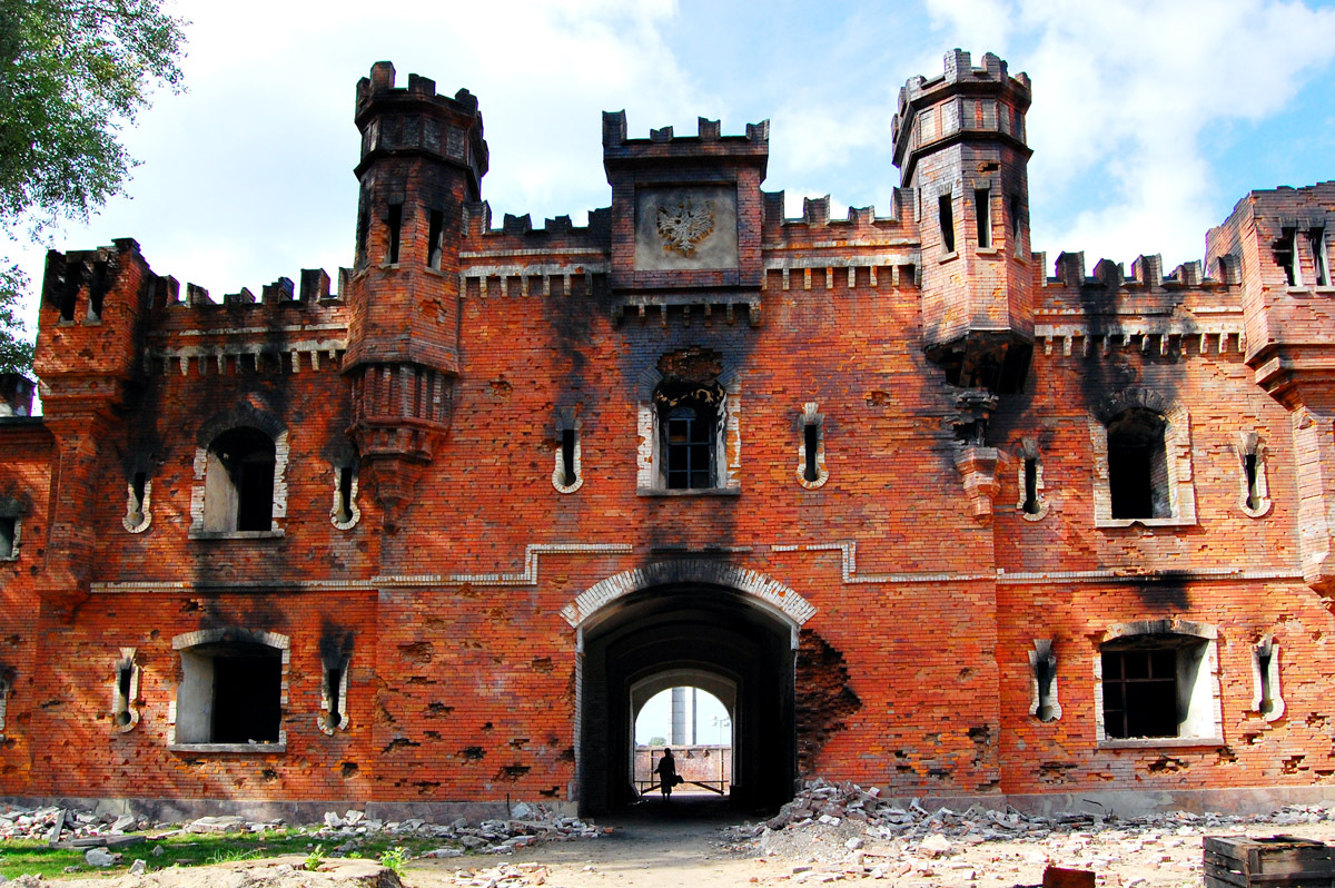 Доклад город герой брестская крепость 4977