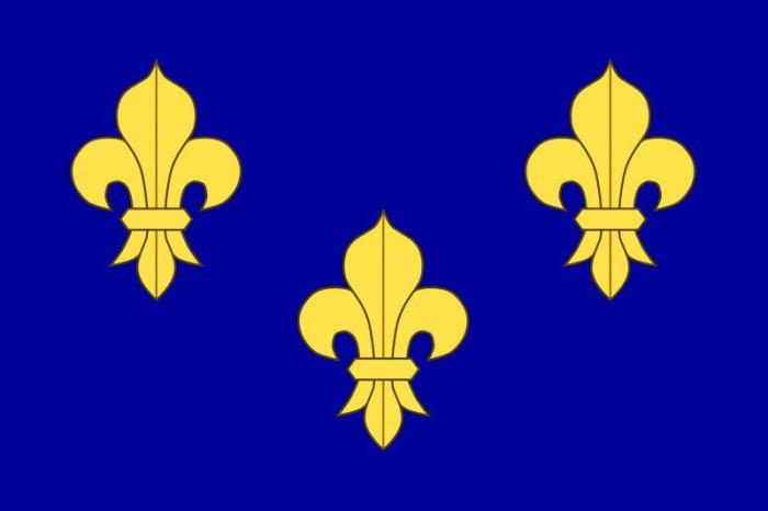 Что означает лилия на гербах