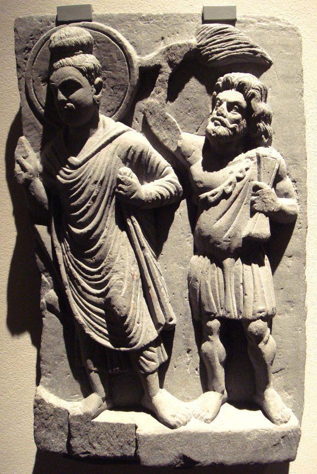 Однажды древние греки приняли буддизм и это одна из самых  Однажды древние греки приняли буддизм и это одна из самых странных историй в мире история