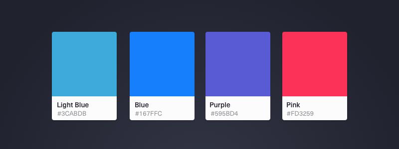 Дизайн цвета