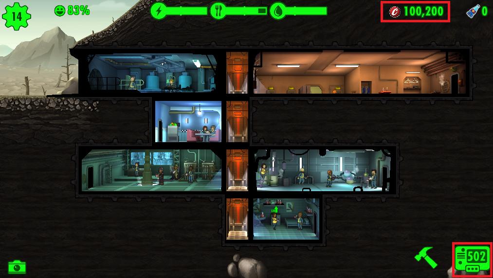 скачать игру Fallout Shelter на пк на русском через торрент - фото 8