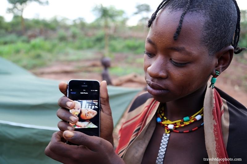 Порно девушки племени хамер эфиопия