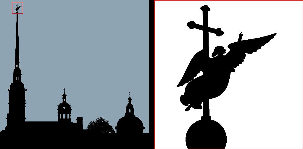 Картинки символы санкт петербурга