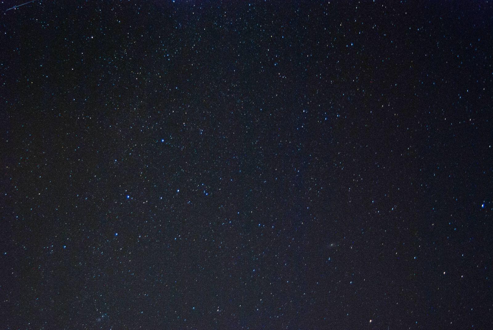 звездное небо фотошоп