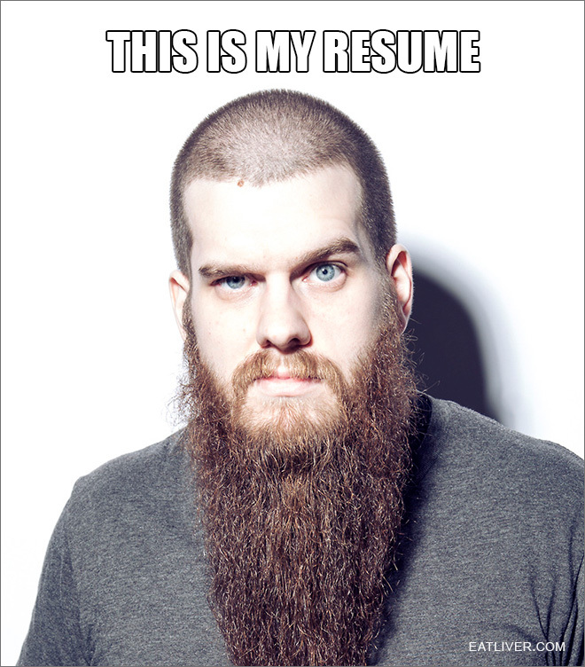 Борода это хуйня