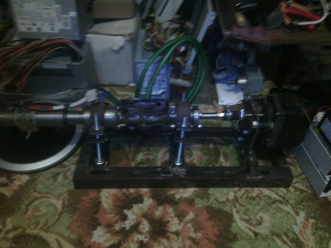 Экструдер для прутка для 3d принтера своими руками фото 658
