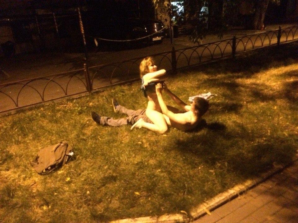 Секс Молодежи Москвы