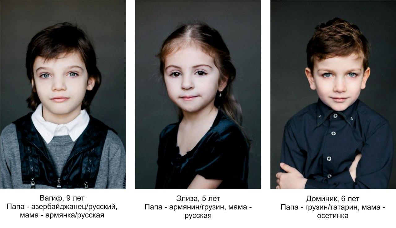 Дети метисы китаец русская фото
