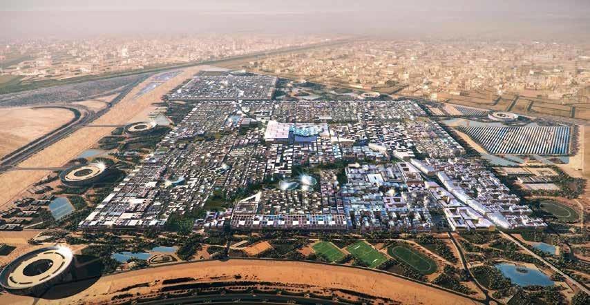 Дубай город будущего видео квартиры в дубае 7 звезд