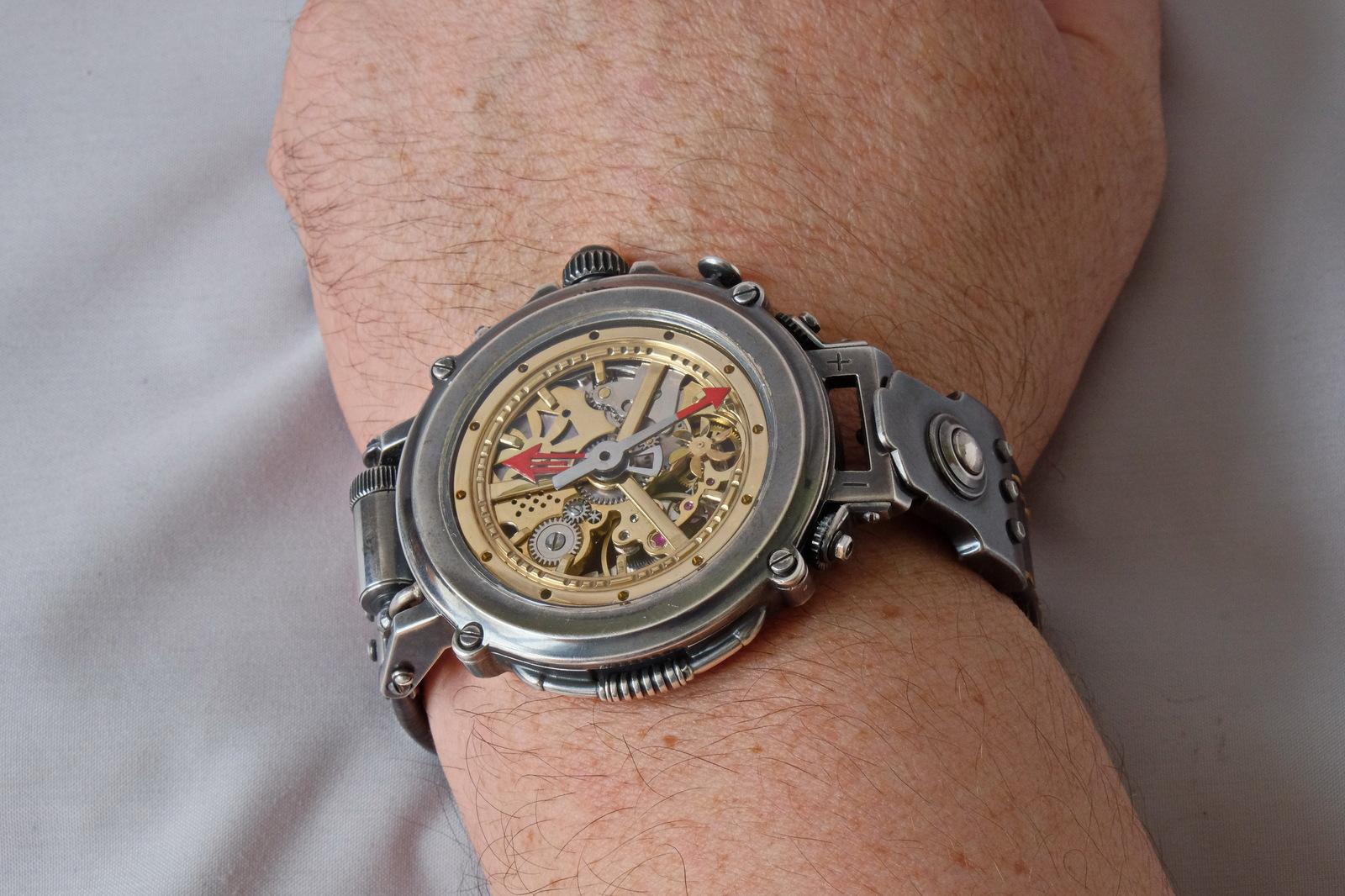 Часы из фотографии своими руками фото 267