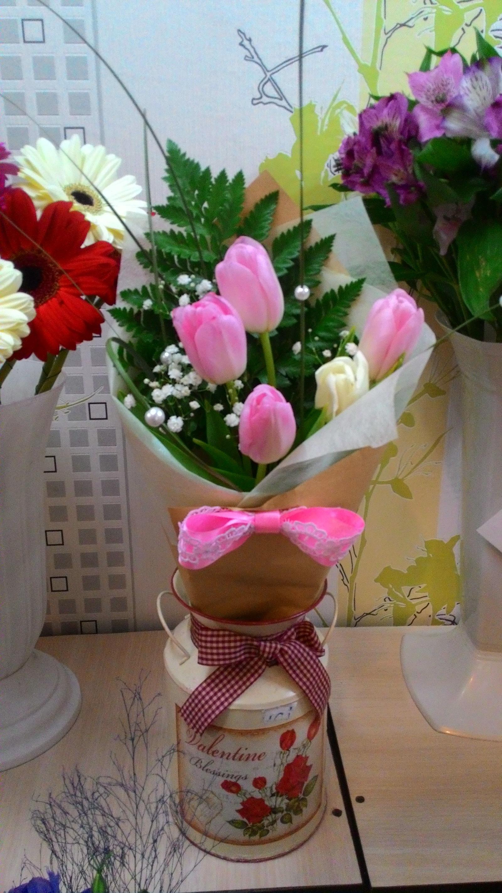 Цветы хорошие